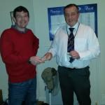 Lucky Hart Taxis customer wins £100